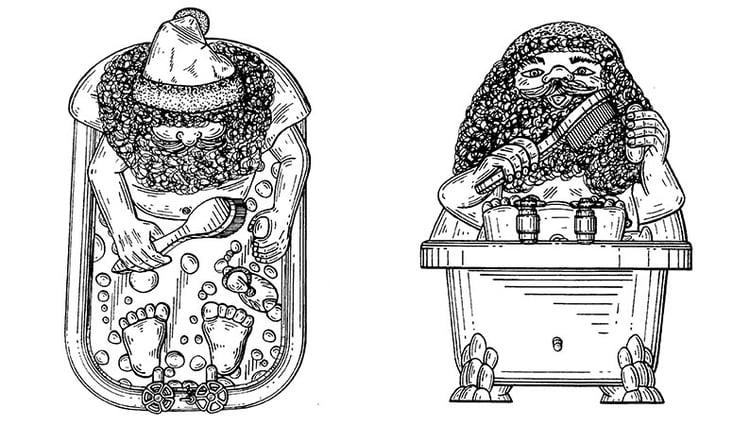 Santa-in-a-tub01