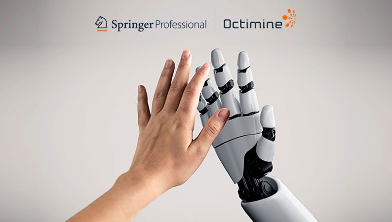 Octimine and Springer Professional kick-off PatentFit
