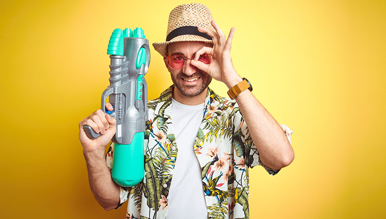 Fun summer inventions and patents