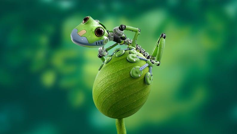 Treefrog_green